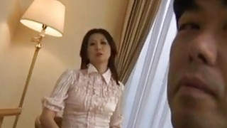 Nanako Yoshioka fingers pussy and gets licked